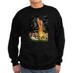 Fairies & Cavalier Sweatshirt (dark)
