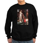 Princess & Cavalier Sweatshirt (dark)