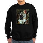 Ophelias Cocker Sweatshirt (dark)