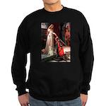 Accolade / Cocker Spaniel Sweatshirt (dark)