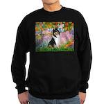Garden / Collie Sweatshirt (dark)