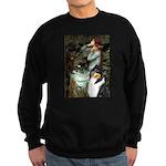 Ophelia / Collie (tri) Sweatshirt (dark)