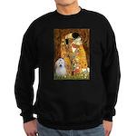 The Kiss / Coton Sweatshirt (dark)
