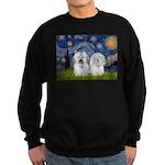 Starry / Coton Pair Sweatshirt (dark)