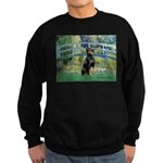 Bridge / Doberman Sweatshirt (dark)