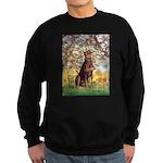 Spring / Doberman Sweatshirt (dark)