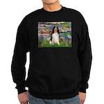 Lilies / Eng Spring Sweatshirt (dark)