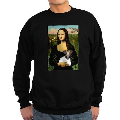 Mona & Fox Terrier Sweatshirt (dark)