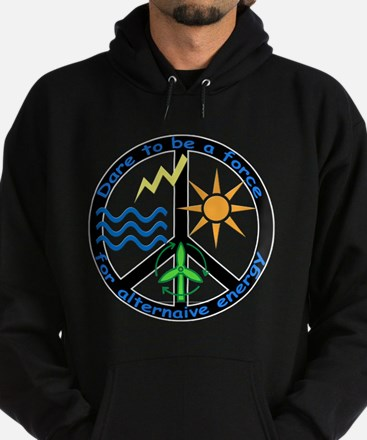 Force For Alternative Energy Hoodie (dark)