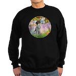 Garden/German Pointer Sweatshirt (dark)