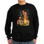 Fairies & Golden Sweatshirt (dark)