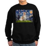 Starry Night & Golden Sweatshirt (dark)