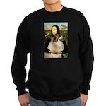 Mona / Gr Pyrenees Sweatshirt (dark)