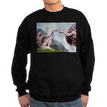 Creation / Ital Greyhound Sweatshirt (dark)