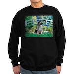 Bridge / Keeshond Sweatshirt (dark)