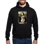 Mona Lisa / Lab (y) Hoodie (dark)