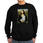 Mona Lisa / Maltese Sweatshirt (dark)