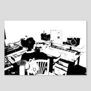 Studio Postcards (Package of 8)