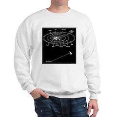 Lost Keys In Space Sweatshirt