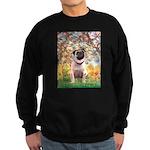 Spring / Pug Sweatshirt (dark)
