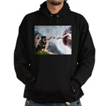 Creation/Rottweiler Hoodie (dark)