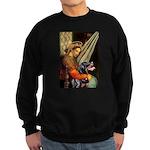 Madonna/Rottweiler Sweatshirt (dark)