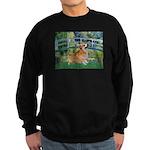 Bridge / Corgi Sweatshirt (dark)