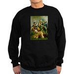 Spirit'76/Wheaten T Sweatshirt (dark)