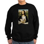 Mona's Wheaten Sweatshirt (dark)
