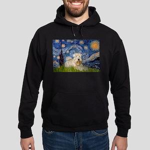 Starry / Wheaten T #1 Hoodie (dark)