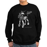 Dappled Unicorn Sweatshirt (dark)