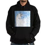 Blue Unicorn Dream Hoodie (dark)