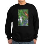 Suprise! Unicorn Sweatshirt (dark)