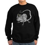 Frilled Lizard Sweatshirt (dark)