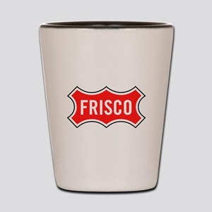 Frisco Railroad Shot Glass
