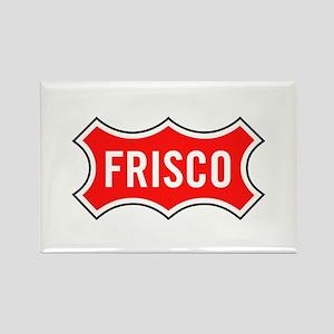 Frisco Railroad Magnets