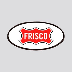 Frisco Railroad Patch