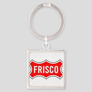 Frisco Railroad Keychains