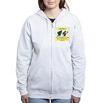 umpire t-shirts presents Women's Zip Hoodie
