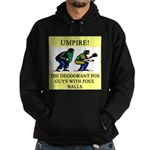 umpire t-shirts presents Hoodie (dark)