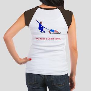 Try a Death Spiral Women's Cap Sleeve T-Shirt