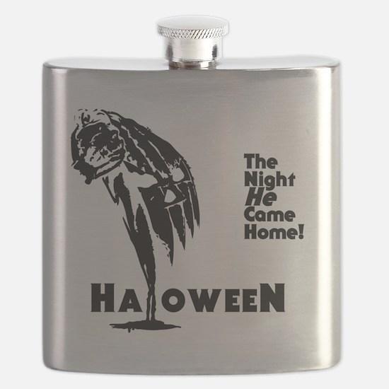 Cute Horror film Flask
