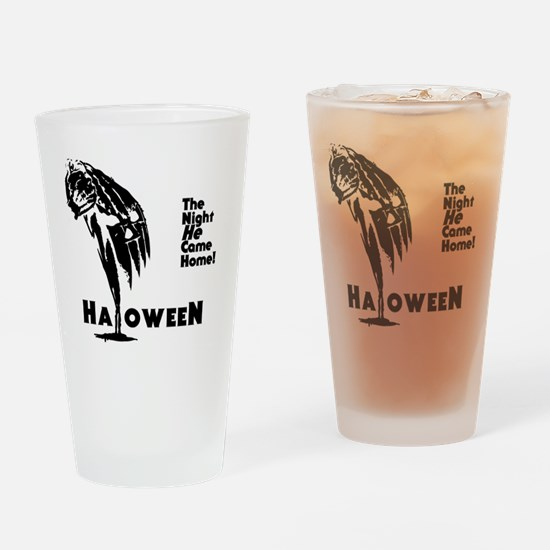 Unique Horror films Drinking Glass