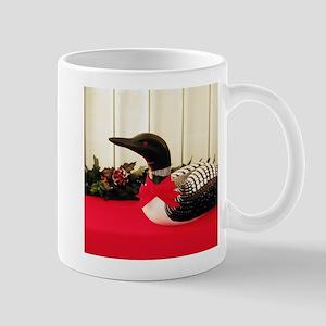 Holiday Loon Mug