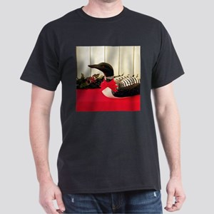 Holiday Loon Dark T-Shirt