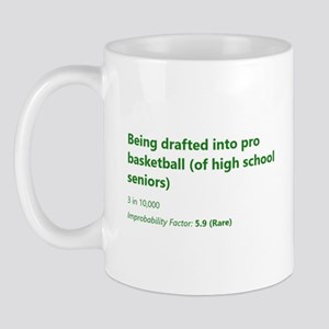 Being Drafted Into Pro Basketball Mugs