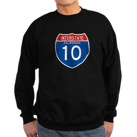 Interstate 10 - CA Sweatshirt (dark)