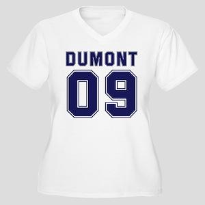 Dumont 09 Women's Plus Size V-Neck T-Shirt