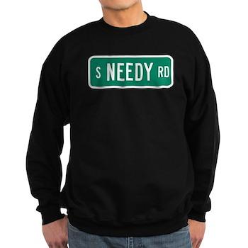 S Needy Road, Canby (OR) Sweatshirt (dark)