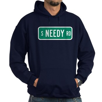 S Needy Road, Canby (OR) Hoodie (dark)